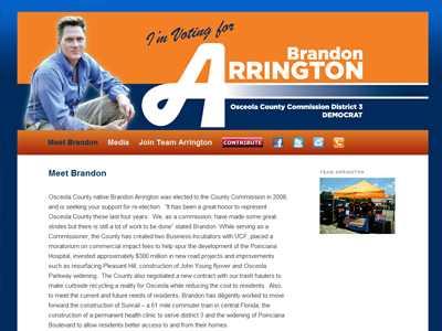 BrandonArrington.com